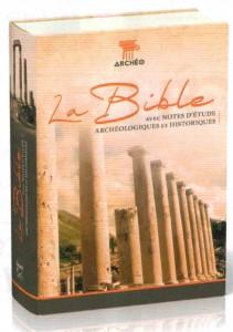 La-Bible-avec-notes-détude-archéologiques
