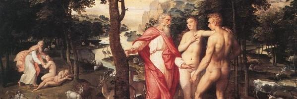 Dieu amenant la femme vers l'homme