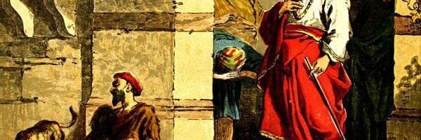 Le pauvre Lazare et l'homme riche